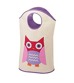 Whitmor Kids Canvas Hamper Tote - Owl