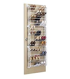 Whitmor® 36-pr. Over-The-Door Shoe Rack