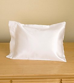 NoJo Toddler Pillow with Satin Case