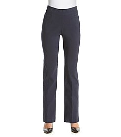 Studio Works® by Briggs Petites' Solid Pull On Pants