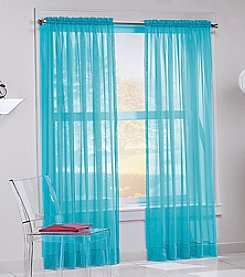 No. 918 Calypso Rod Pocket Window Curtain