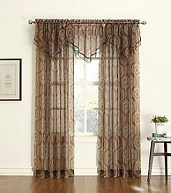 No. 918 Casablanca Rod Pocket Window Curtain