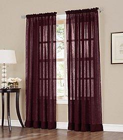 No. 918 Erica Rod Pocket Window Curtain