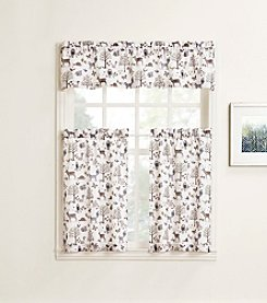 No. 918 Forest Friends Window Treatments