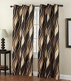 No. 918 Intersect Grommet Window Curtain
