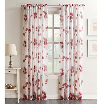 No. 918 Kiran Rod Pocket Window Curtain