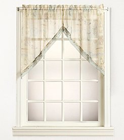 No. 918 Seascape Swag Valance