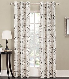 No. 918 Samia Grommet Window Curtain