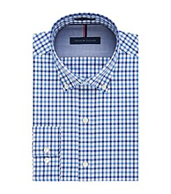 Tommy Hilfiger® Men's Big & Tall Check Button Down Dress Shirt