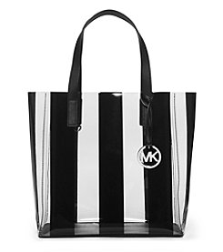 MICHAEL Michael Kors® Eliza Stripe Medium Travel Tote