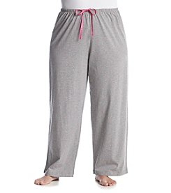 HUE® Plus Size Lounge Pants