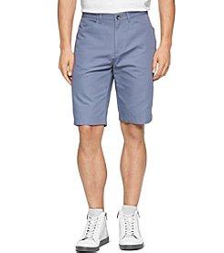 Calvin Klein Men's Textured Corduroy Shorts