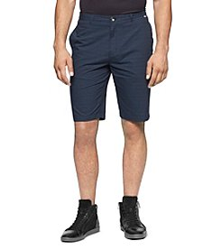 Calvin Klein Men's Mini-Check Shorts