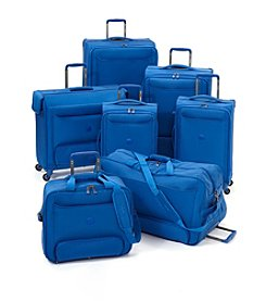 Delsey Chatillon Blue Luggage Collection + $50 Gift Card by mail