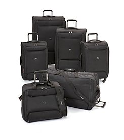 Delsey Chatillon Black Luggage Collection + $50 Gift Card by mail