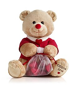 Godiva Limited Edition Valentine's Day 2016 Bear By Gund &Reg;