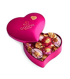 Godiva® Keepsake Heart Tin