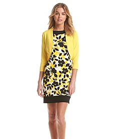 Jessica Howard® Floral Framed Dress