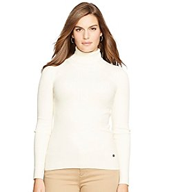 Lauren Ralph Lauren® Plus Size Turtleneck Sweater