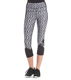 Calvin Klein Performance Spacedye Mesh Mix Crop Tights