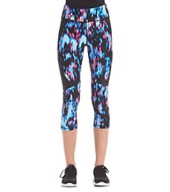 Calvin Klein Performance Garden Print Crop Tights