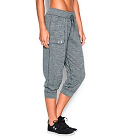 Under Armour® Twist Tech Capri Pants