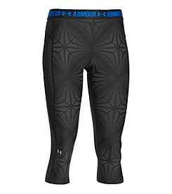 Under Armour® HeatGear CoolSwitch Capri Leggings