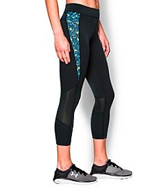 Under Armour® HeatGear® Armour Crop Leggings