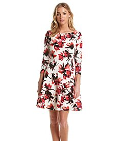 Ivanka Trump® Floral Dropwaist Dress