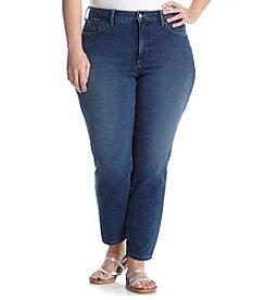 NYDJ® Plus Size Ira Ankle Jeans