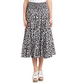Chelsea & Theodore® Printed Skirt