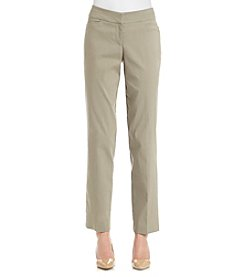 Relativity® Straight Leg Pants