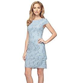 Alex Evenings® Cap Sleeve Cocktail Dress