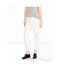 Levi's® 501 Tapered Straight Leg Jeans