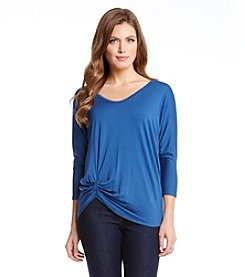 Karen Kane® Dolman Pick Up Top