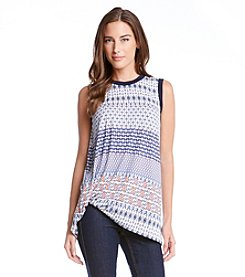 Karen Kane® Pick Up Tank Top