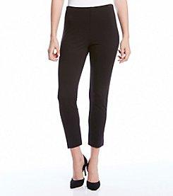 Karen Kane® Twill Crop Pants