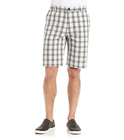 Dockers® Men's Plaid Perfect Shorts