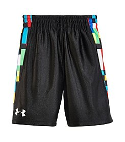 Under Armour® Boys' 2T-7 Pixel Zoom Eliminator Shorts