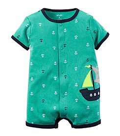 Carter's® Baby Boys Anchor And Sailboat Creeper