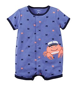 Carter's® Baby Boys Captain Crab Creeper