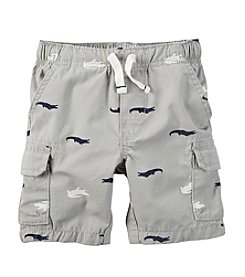 Carter's® Baby Boys' 6-24M Alligator Shorts