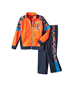 Reebok® Baby Boys' 12-24M Speed Jacket And Pants Set