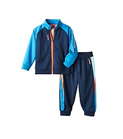 Reebok® Baby Boys' 12-24M Jacket And Jogger Pants Set