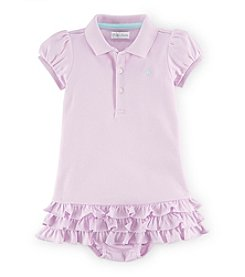 Ralph Lauren Childrenswear Baby Girls' 3-24M Cupcake Dress