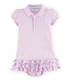 Ralph Lauren Childrenswear Baby Girls' 3-24M Cupcake Dress