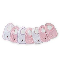 Ralph Lauren Childrenswear Baby Girls' Bibs Set