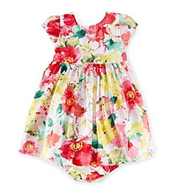 Ralph Lauren Childrenswear Baby Girls' 3-24M Floral Dress