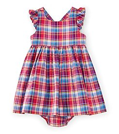 Ralph Lauren Childrenswear Baby Girls' Plaid Dress