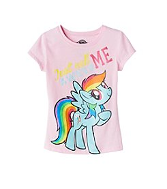 Disney® Girls' 7-16 Short Sleeve My Little Pony® Tee
